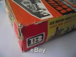Britains Buildings Wild West Bank Boxed Contents Still Sealed Swoppets Cowboys