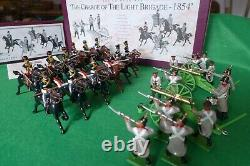 Britains Charge of the Light Brigade Large Lot Crimea