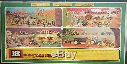 Britains Deetail 7457 Indians Boxed Set Rare Vintage BNIB 1973