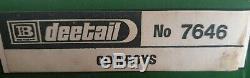 Britains Deetail 7646 Cowboys Boxed Set Rare Vintage BNIB 1973