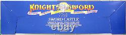 Britains Deetail 7791 Sword Castle Knights of the Sword mint in unopened MIB