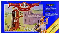 Britains Deetail 7795 Siege Tower Knights of the Sword mint in unopened MIB