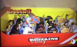 Britains Deetail Confederate Cavalry Toy Soldiers New with Box 7439