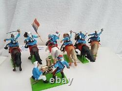 Britains Deetail French Foreign Legion Large Collection Of 39 Figures