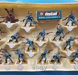 Britains Deetail Germans 1st Issue Figures in Original Box from 1972 Ref 7357