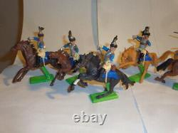 Britains Deetail Napoleonic Waterloo 8 French Cuirassiers