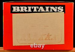 Britains Deetail WWII U. S. Infantry 48 Figures # 7340 mint in counter pack