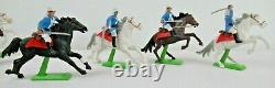 Britains Deetails Foreign Legion 8 Mounted 4 Foot Soldiers