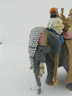 Britains Delhi Durbar, The Maharajah Of Bikanirs State Elephant #40184, Retd