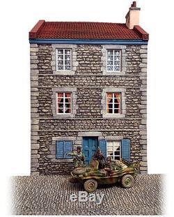 Britains Diorama Accessories Ha2002 European House Mib