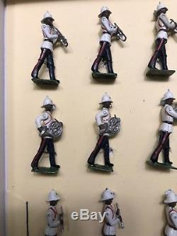 Britains EXTREMELY RARE Set 2186 Full Bahamas Police Band. Post War
