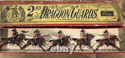 Britains Early Boxed Set 44 2nd Dragoon Guards. Rare. C1905