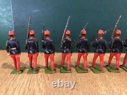 Britains Extremely RARE Paris Office Austro-Hungarian Infantry. Pre War c1916