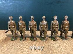 Britains Extremely RARE Paris Office Belgian Infantry. Pre War c1916