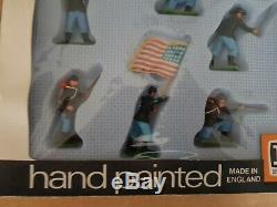 Britains Eyes Right (Swoppets) ACW Boxed Federal Infantry 7452 (lot 2680)