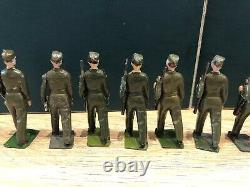 Britains From Rare Set 1918 The Home Guard. Pre & Post War