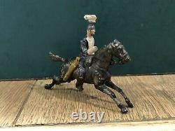 Britains From Set 10 An Extremely Rare 17th Lancer. Pre War, 1893