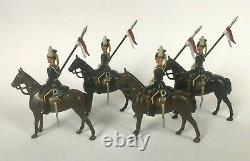 Britains From Set 24 9th Queen's Royal Lancers 1938 FACTORY SPECIAL ORDER