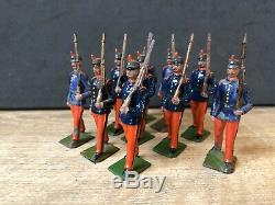 Britains From Set 92 Spanish Infantry. Pre War