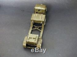 Britains Heavy Duty Army lorry with Searchlight
