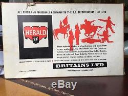 Britains Herald Trojans Set 7599 In Very Good Condition