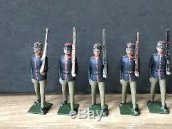 Britains Italian Infantry. Pre War Circa 1920s