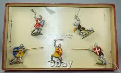 Britains Knights of Agincourt #1664 Mint wBox Historical Miniature Selwyn Smith