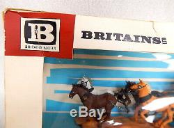 Britains LTD Concord Overland Stagecoach 1870 Western Wagon Boxed England 7615