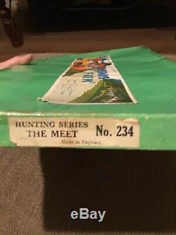 Britains Lead Figures Set 234 Hunting Series The Meet