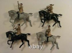 Britains Lead Soldiers, Band Of Life Guards, Mounted 12Pc Set No 101, Dated 1905