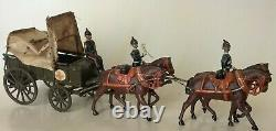 Britains Lead Soldiers, Rare Royal Medical Corp Ambulance Marked 1906, Set 145