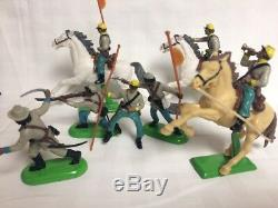 Britains Limited Deetail Toy Soldiers 20p Lot 1971 vintage