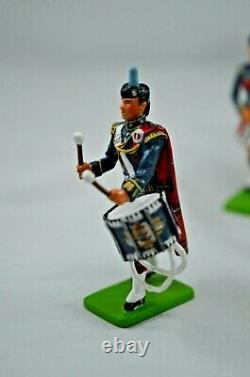 Britains Ltd. Ed. Raf (leuchars) Pipes & Drums (auxiliary) Band Ref 41175 Boxed