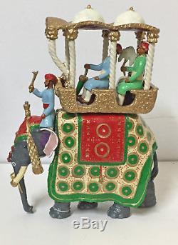 Britains/Marlborough Delhi Durbar Range Maharaja of Baroda's Elephant Set D1