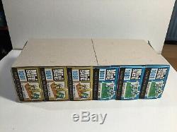 Britains Mini Set 1081 & 1061 X 6 Sets in Original Trade Box Ex Shop Stock MIB