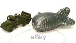 Britains No. 1855 Miniature Barrage Balloon Unit Ultra Rare