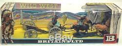 Britains Nordiste Train d'artillerie et équipage neuf en boite