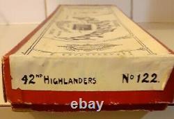 Britains PRE WAR toy soldiers set # 122