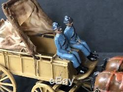 Britains Paris Office French Army Service Corps Wagon. Rare
