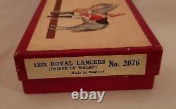 Britains Pre-1961 12th. Royal Lancers (Prince of Wales's) Set MIB Superb
