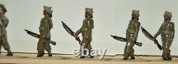 Britains Pre-War #1892 Indian Infantry Service Dress AA-12473