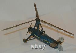 Britains Pre War' Autogyro' Very Rare