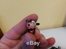 Britains Pre-War Disney #1645 Clarabelle Cow 20H. Lead Figures vintage toy