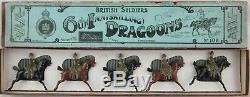 Britains Pre-War Set #108 6th Inniskilling Dragoons AA-11416