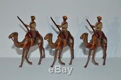 Britains Pre-War Set #123 Bikanir Camel Corps S/7