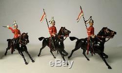 Britains Pre War Set #127 the 4th/7th Dragoons