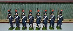Britains Pre-War Set #1437 Italian Infantry Carabinieri EXCELLENT+++ AA11691
