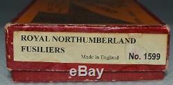 Britains Pre-War Set #1599 Royal Northumberland Fusiliers AA-1066488