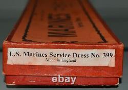 Britains Pre-War Set #399 Marines Service Dress EXCELLENT AA-12973