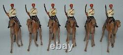 Britains Pre-War Set #48 Egyptian Camel Corps GLSS